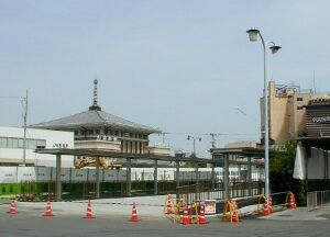 5~9番のりば(2004年4月)