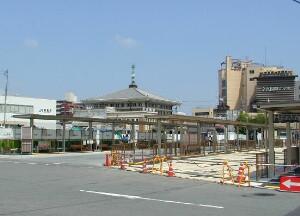 5~9番のりば(2004年8月)