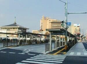 1~7のりば(2004年11月)