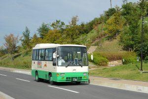 奈良交通 日野U-RH1WFBA(1995年式) 飛鳥駅-キトラ 2016年10月撮影