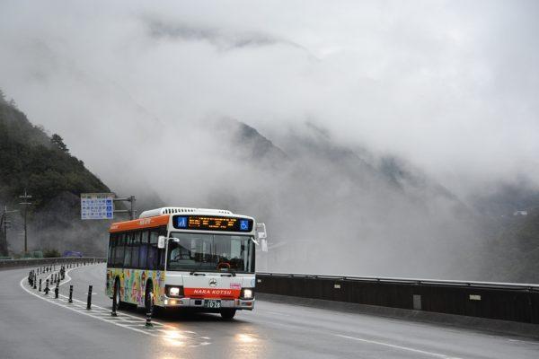 新宮行き特急バス